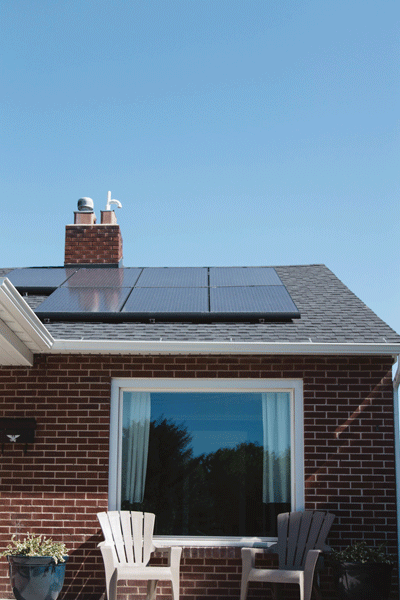 Solar Homes   Selling A House With Solar Panels   Real Simple Housing